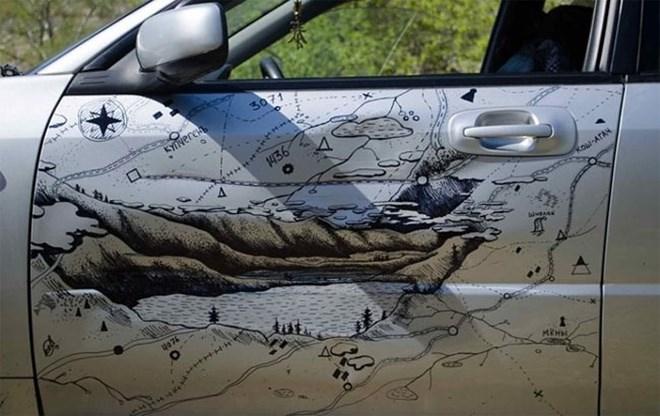 russo-artista-carro-amassado3
