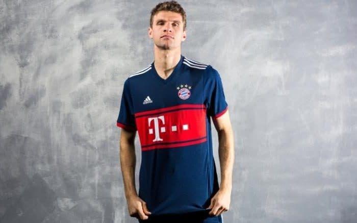 e99a26611c Essas são as 15 camisas mais bonitas do futebol mundial em 2017